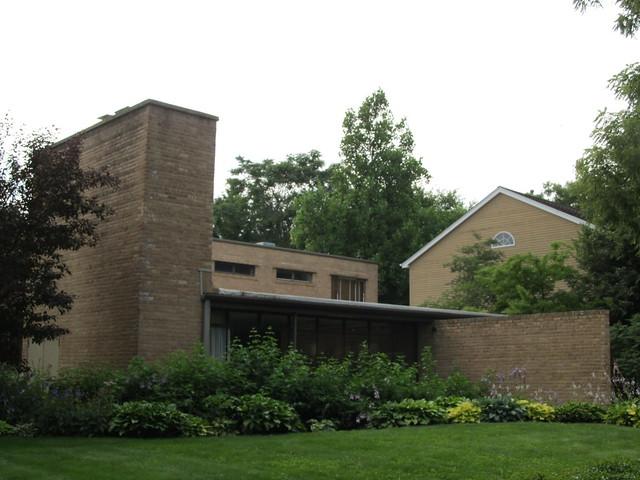 Dr. Aaron Heimbach House