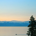 Summer Sunset - Canon Digital Rebel EOS 300D & Sigma 70-210mm F4-5.6 UC-II Zoom