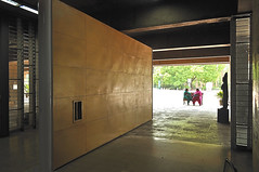 Open Gate - Govt Museum and Art Gallery, Chandigarh