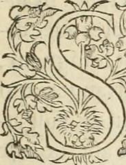 """Image from page 22 of """"De l'origine des bovrgongnons, et antiqvité des estats de Bovrgongne, devx livres : plus, des antiquitez d'Autun, liure 1 : de Chalon, 2 : de Mascon, 3 : de l'abbaye & ville de Tournus, 1"""" (1581)"""