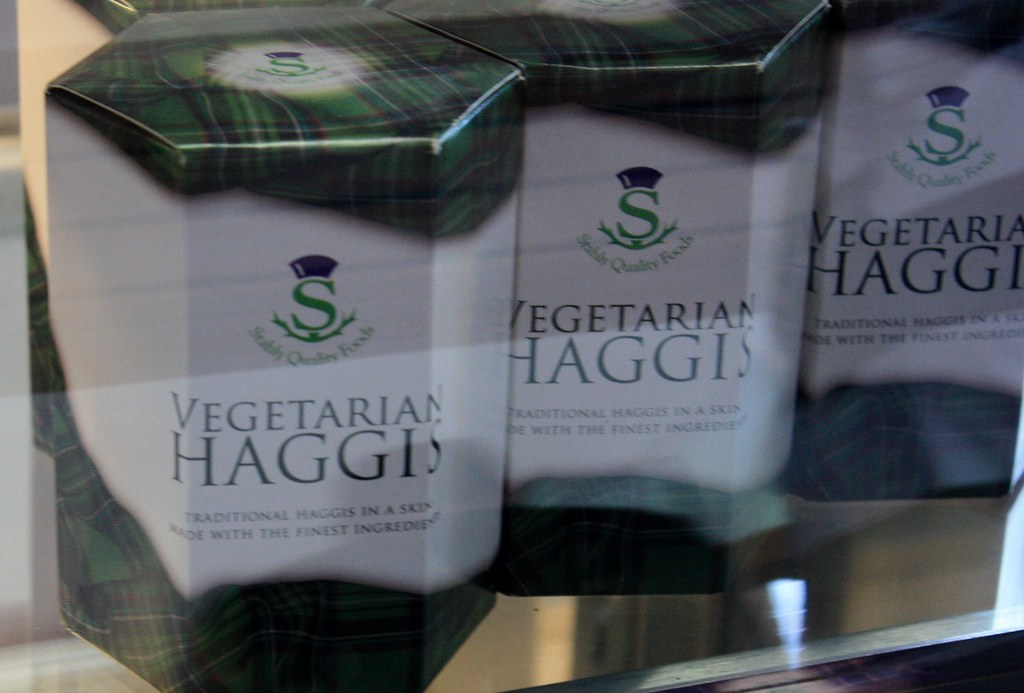 Culloden Veggie Haggis