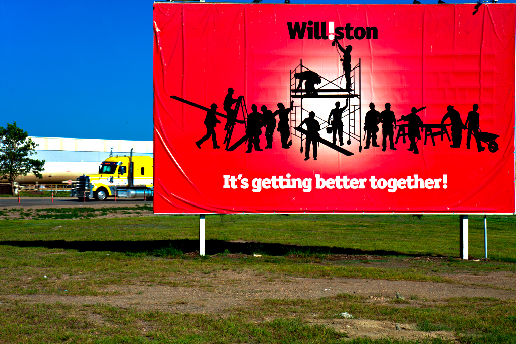 Williston-It's-getting-better-together--Williston