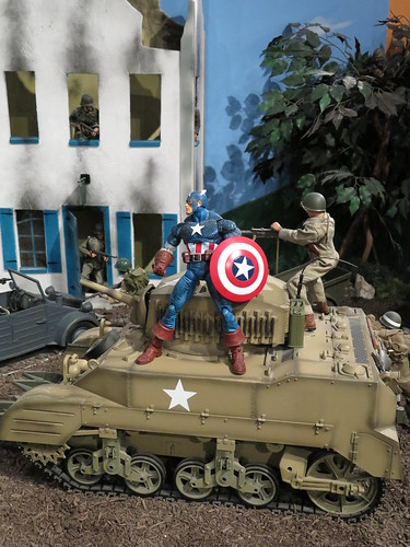 Toy & Action Figure Museum - 7.9.2014