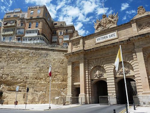 Maltské střípky, 5. díl: Valletta