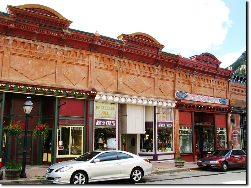 Kneisel and Anderson store (on 6th Street) 1