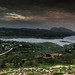 Manchinbele Reservoir by Jnarin