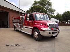Kaufman, TX FD Engine 3