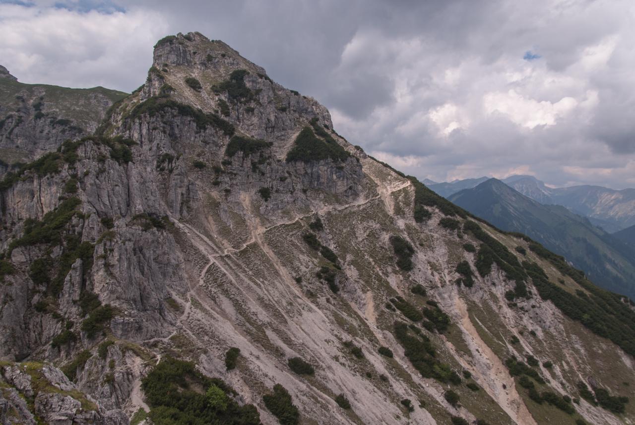 Gipfelumrundung