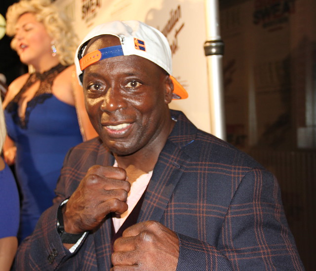 Billy Blanks, ESPY Awards Celebrity Sweat After Party