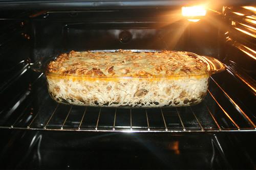 53 - Im Ofen überbacken / Bake in oven