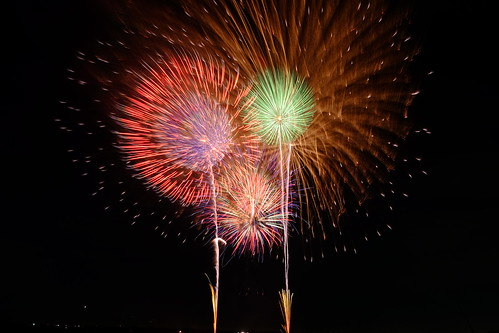 Toride Tone-River Fireworks Festival 2014 17