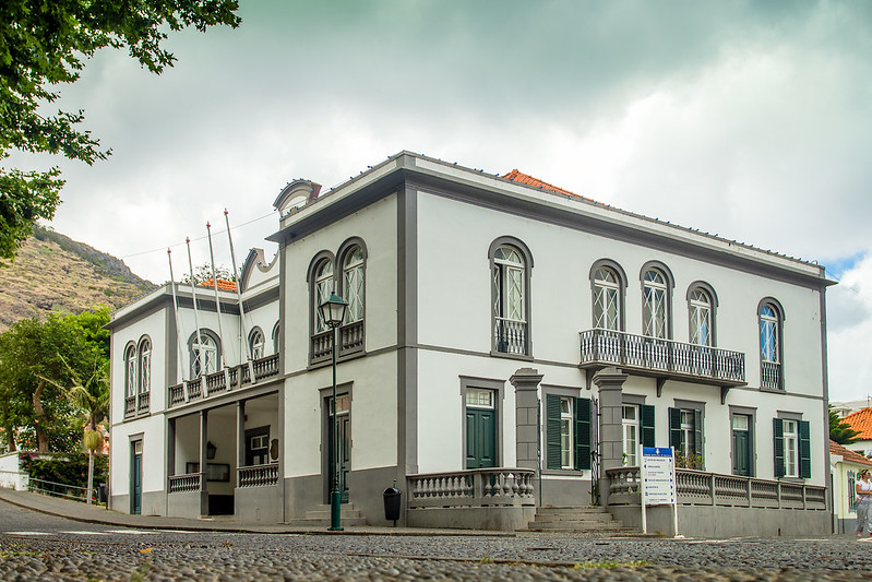Town hall - Machico - Madeira