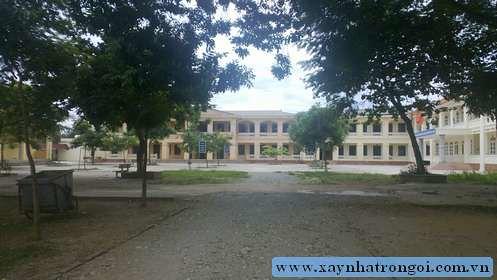 Trường tiểu học xã thượng lâm hà Nội