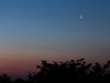 Venus rising with the Moon 24 July 2014