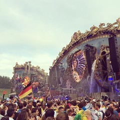 Avicii at Tomorrowland Festival 2014