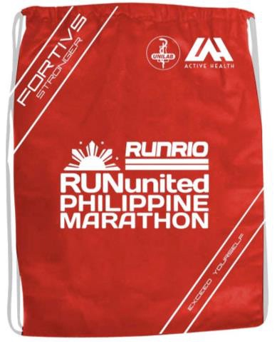 RUPM 2014 bag