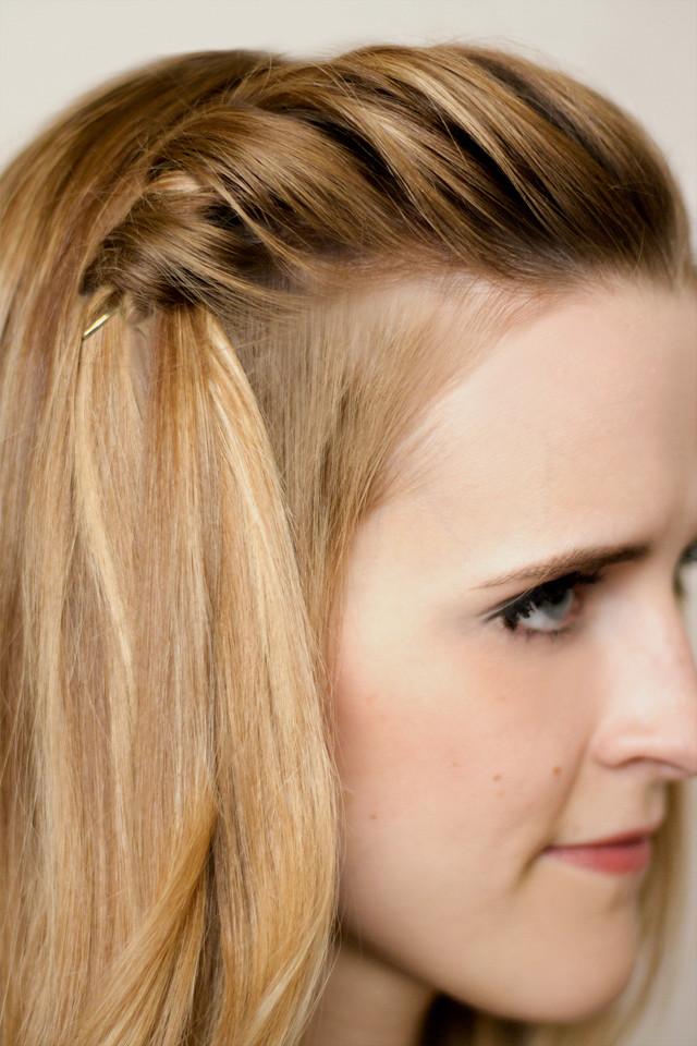 Hướng dẫn các cách tết tóc ĐẸP mà đơn giản 35