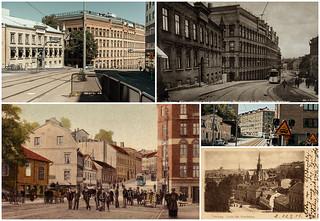 Gothenburg, Masthugget 1906 / 2013