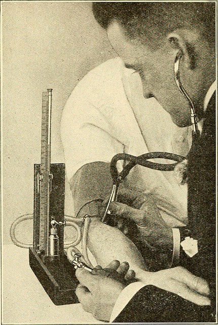 """Image from page 141 of """"Principles of electro-medicine, electrosurgery and radiology : a practical treatise for students and practitioners. With chapters on mechanical vibration and blood pressure technique"""" (1917)"""