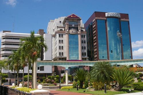 コタキナバル、ブルネイ旅行