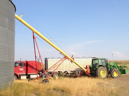 Z Crew: Auger and Tractor