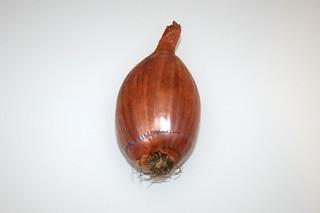 03 - Zutat Schalotte / Ingredient shallot