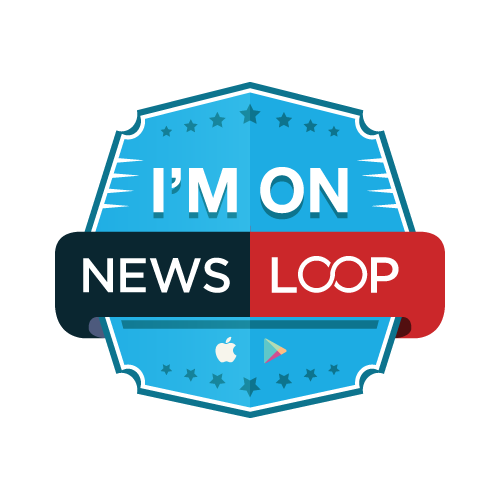 NewsLoop Badge