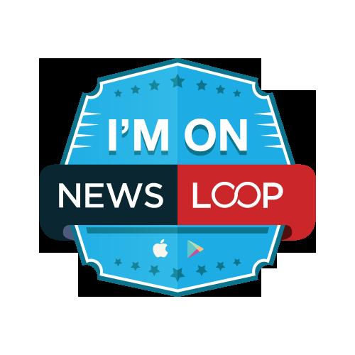 NewsLoop Badge