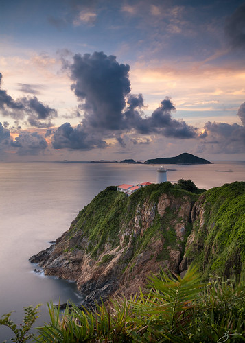 sea seascape sunrise canon landscape hongkong dawn 5dmarkii