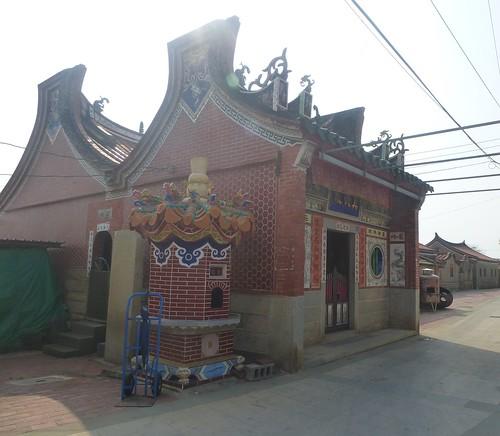 Taiwan-Kinmen Nord-ouest-Beishan Village (1)