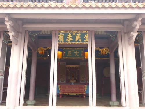 Taiwan-Tainan-Temple Confucius (23)