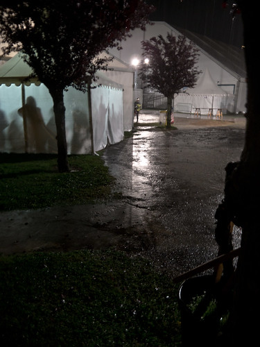 pluie à marciac