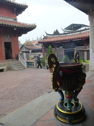 Taiwan-Tainan-Temple God of War (9)