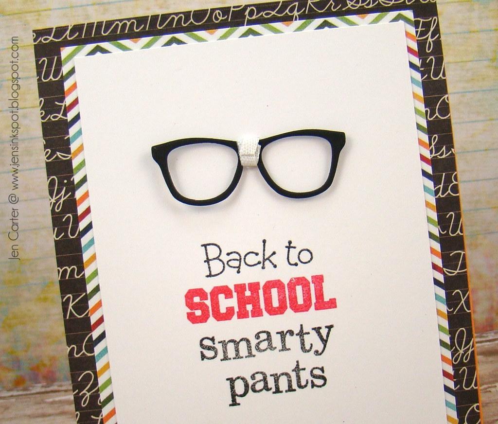 Smarty Pants Closeup