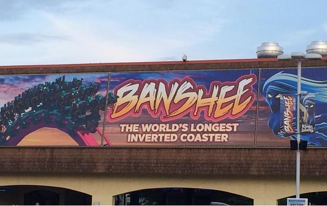 Banshee Signage
