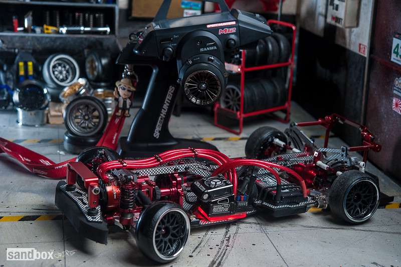 MST FXX-D VIP RWD Chassis Setup on Aphalt Rebuild RC Drift 14823834009_a3d02267c2_c