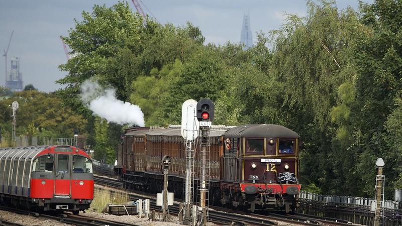 Chiswick Park Steam Return 1