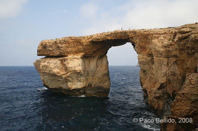 Azure Window. © Paco Bellido, 2008