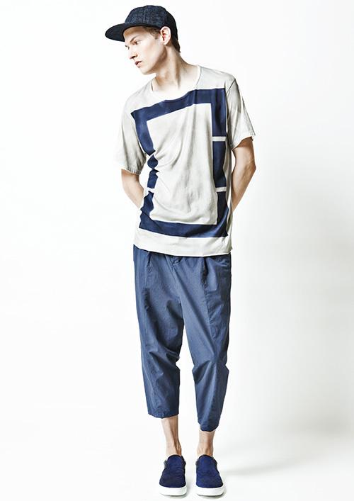 SS15 Tokyo KAZUYUKI KUMAGAI003_Adrian Bosch(Fashion Press)