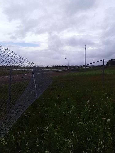 Confederation Bridge assembly yard at Amherst Point, Borden-Carleton (2)