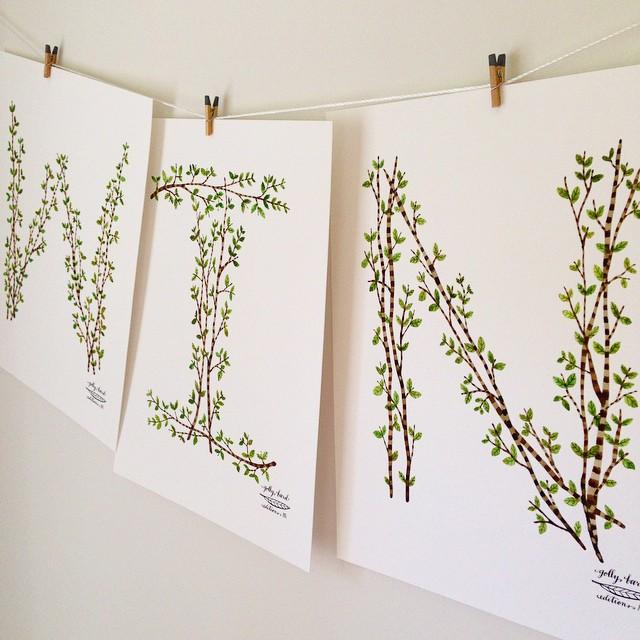 Twig Typography