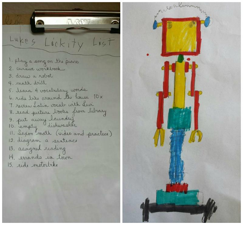 Luke's Lickity List