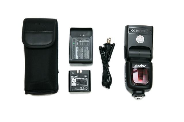 首款吃鋰電池的機頂閃燈 – 神牛 Godox V860 @3C 達人廖阿輝