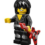 LEGO Collectable Minifigures Series 12 - Rock Star