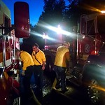 SVFD and Fire District 4 Work Together