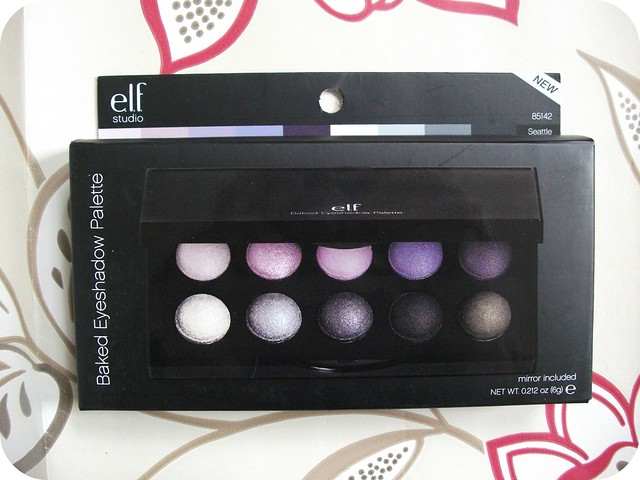 ELF Studio Baked Eyeshadow Palette Seattle