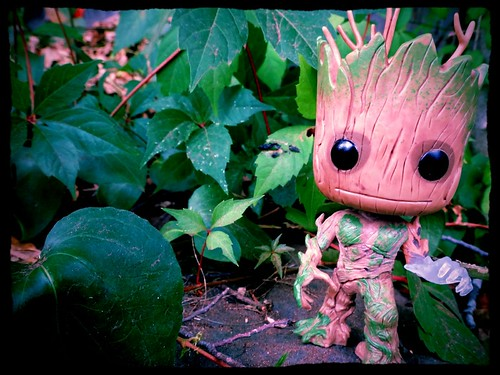 Loot Crate August 2014 Groot