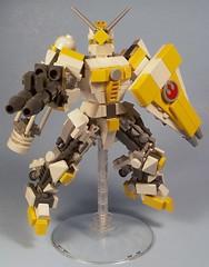 Y-Wing Gundam (Gold Leader)