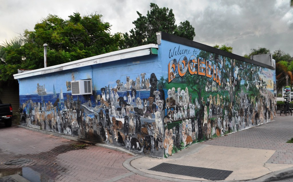 Murals for Mutts - Dunedin, Fla., Aug. 30, 2014