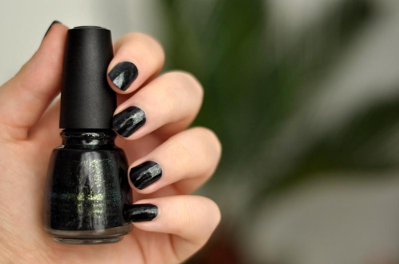 notd china glaze stone and ashes nail polish rottenotter rotten otter blog 2